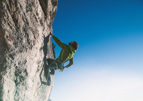 Come allenarsi per l'arrampicata